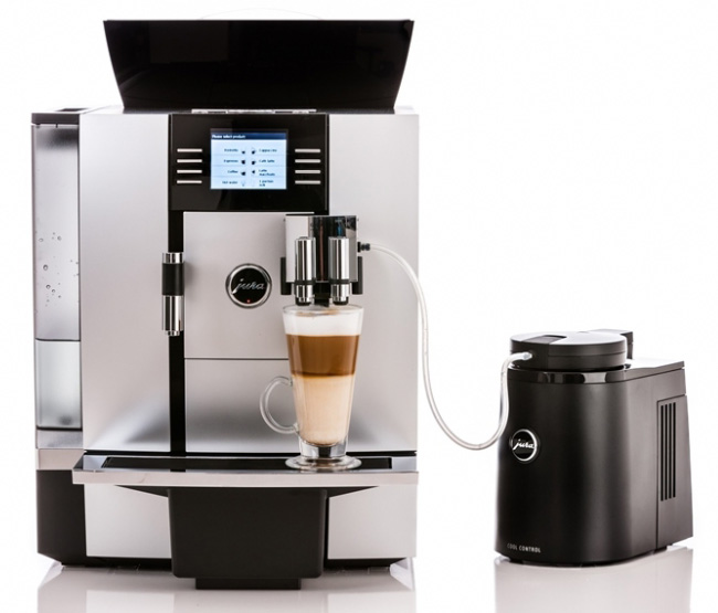 jura giga x3 professional alu profi kaffeevollautomat k hler gastro x3c top ebay. Black Bedroom Furniture Sets. Home Design Ideas