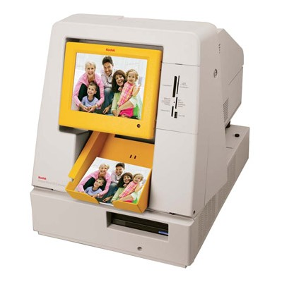Kodak Picture Kiosk Gs Compact Fotosystem Inklusive Kodak